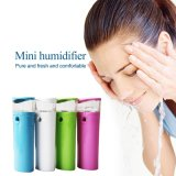 Nano Mist Sprayer Moisturizing Spray Device Women Beauty Facial Care Water Power Bank 2000mAh