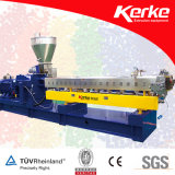 Co-Rotating Twin Screw Extruder for Color Filler Masterbatch