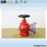 Sn50 Indoor Fire Hydrant Landing Valve with BS Adaptor