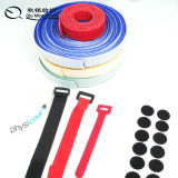 Size and Colour Customized Nylon Fabric Velcro Strap Ties for Different Application