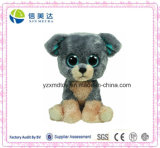Plush Big Eyes Buddy Scraps Dog Stuffed Animal Toy