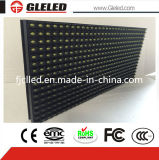 Snow Yellow P10 LED Display Module of Outdoor