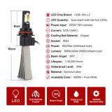 9004 30W 6000k COB LED Headlight Conversion