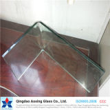 Clear Curved/Bent Toughened Glass for Building Glass