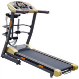 Hot-Selling Treadmill with Massager, Color Touch Screen Screen