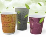 Paper Cup, Paper Drum, Take Away Food Container, PLA Paper Cup