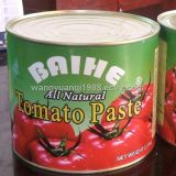Canned Toamto Paste with Low Price FDA 70g -4500g