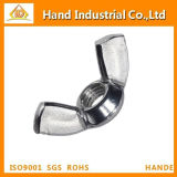 Stainless Steel 304/316 Made-in-China Wing Nut (DIN315)