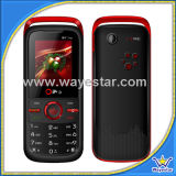 Long Standby Battery Basic Mobile Phone With 3D Loud Speaker and Camera