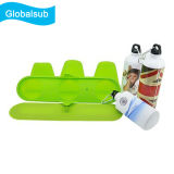 3D Vacuum Sublimation Silicone Mug Mold Clamp Wrap for Sports Bottle