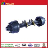 Semi-Trailer Parts / Trucktrailer Axle / Trailer Axels