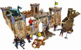 Wooden Knight Fort (771-8)