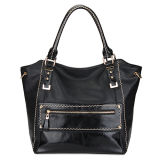 Designer Fashion Women Leather PU Leather Handbag (MBLX033049)