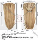 Clip on Hair Extension (AV-HE0199)