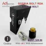 100% Original 24mm Godria Bolt Rda Tank