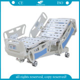 Five Functions Electric Hospital Beds with Scale (AG-BY009)