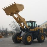 Large 6ton Hot Sale Wheel Loader