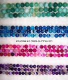 Semi Precious Stone Crystal Bead Fashion Agate Charming Jewellery (ESB01703)