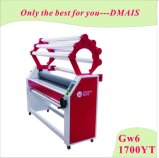 6rollers Pouch Laminator Electronic Cold Laminator with PVC Film