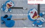Cartoon Cat Design Popular Quality Electric Guitar