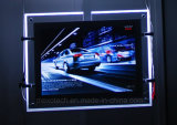 Indoor LED Backlit Slim Light Box with Cutout Design (CSH02-A3L-02)