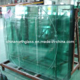 10mm Clear Tempered Safety Glass