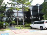 Curtain Wall Glass Green Wall Manufacturers with Ce&SGS Certificate (JINBO)