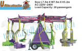 Swing Ride Amusement Park Game