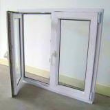 Double Pane Side Hunge Plastic Window