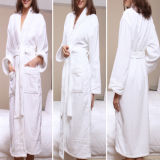 100% Terry Velour Bath Robe (DPH 6263)