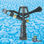 Full-Circle Plastic Impact Sprinkler Series