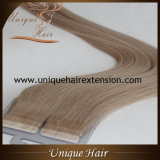 Wholesale Double Drawn Russian Remy Tape in Extensions