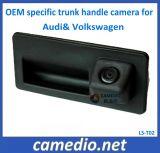 Trunk Lid Handle Car Backup Camera Suitable for A4/Q5 & Volkswagen Tiguan/Lavida