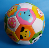 Fill with Cotton Soft PU Ball, Soccer (32panels)
