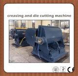 Cx-1200 Manual Creasing and Die Cutting Machine