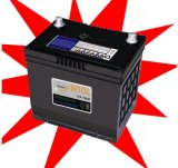 12V Mf Auto Lead Acid Car Battery