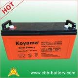 12V 120ah Solar Deep Cycle Gel Battery for Telecom, Solar System