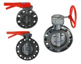 "PVC Butterfly Valve for Swimming Pool 2"" - 12"""