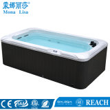 4 Meter Length Mini Family Use Outdoor Acrylic Swimming Pool M-3504