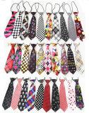 Wholesale Fashion Printed Silk Necktie for Kids