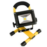 Rechargeable LED Portable Flood Light Emergency Lamp (JCH-TGD-10W-1)