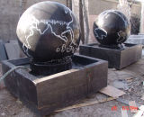Granite Global Waterball Fountain Sculpture