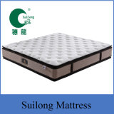SL1608 One Side Soft One Side Hard Double Pillow Top Mattress