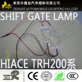 LED Auto Car Shift Gate Door Lamp Light for Hiace Trh200 Series