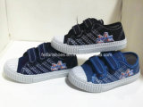 High Quality Hotsale Children Canvas Casual Shoes Injection Customized (FHH1206-13)