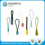 Fancy Decoration Colorful Nylon Plastic Cord Zipper Puller