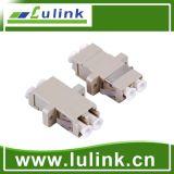Best Price LC Fiber Optic Adapter with mm Duplex