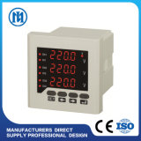 Hot Sale! Digital Panel Meter, a, V, Hz, Cos, W, Var, Kwh.