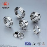Sanitary Stainless Steel Fitting SMS Union Parts 15r Welding Male 304/316L