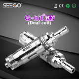 Hot Brand Seego G-Hit K3 with E-Liquid Vaporizer Ecigarette